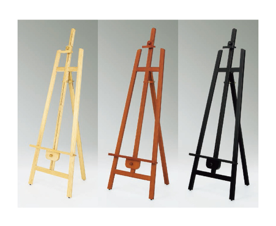 木製イーゼルBLK-W
