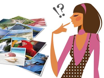 大量のプリント写真をどう管理したらいいの?