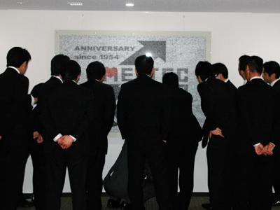 創立60周年記念 大判モザイクアート