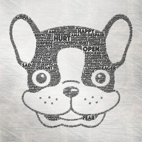 文字モザイクアート